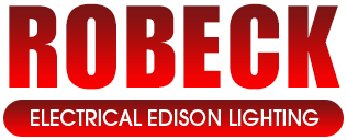 Robeck Electrical Edison Lighting